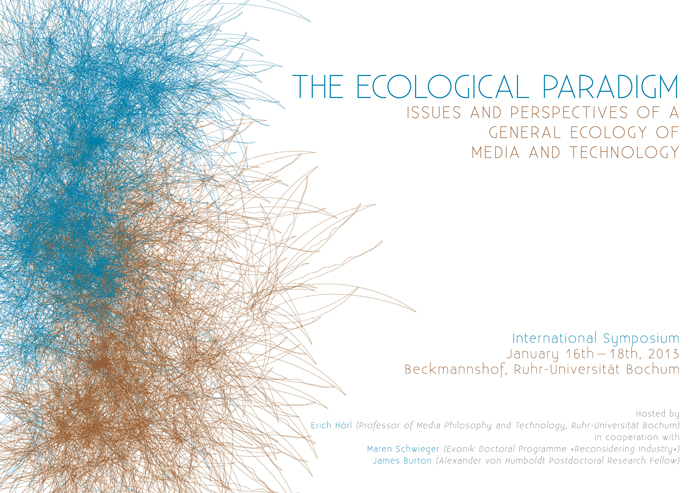 ecological paradigm Flyer